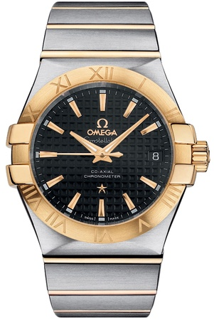 Omega Constellation Automatic Chronometer 35mm  Men's Watch 123.20.35.20.01.002