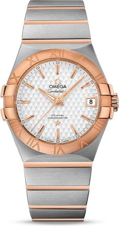 Omega Constellation   Men's Watch 123.20.35.20.02.005