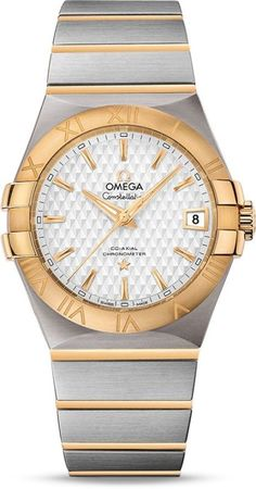 Omega Constellation   Men's Watch 123.20.35.20.02.006