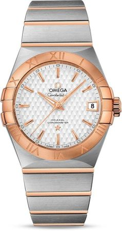 Omega Constellation   Men's Watch 123.20.38.21.02.008