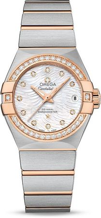 Omega Constellation   Women's Watch 123.25.27.20.55.006