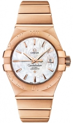 Omega Constellation Automatic Chronometer 31mm  Women's Watch 123.50.31.20.05.001
