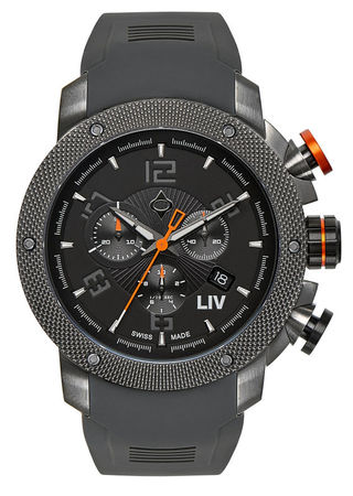 LIV Genesis X1   Men's Watch 1240.45.11.SRB600