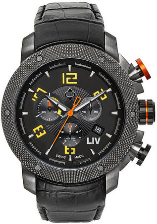 LIV Genesis X1   Men's Watch 1240.45.13.A201.D100