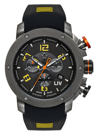 LIV Genesis X1   Men's Watch 1240.45.13.SRB500