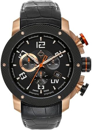 LIV Genesis X1   Men's Watch 1260.45.90.A201