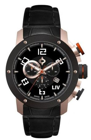 LIV Genesis X1   Men's Watch 1260.45.90.A201.D100