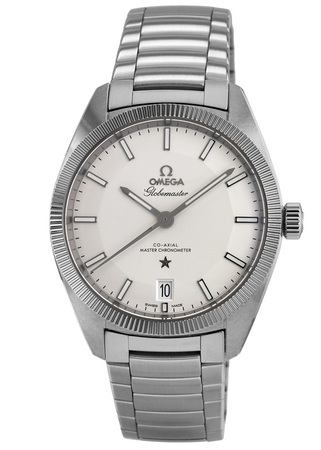 Omega Constellation Globemaster Master Chronometer 39mm Silver Dial Men's Watch 130.30.39.21.02.001