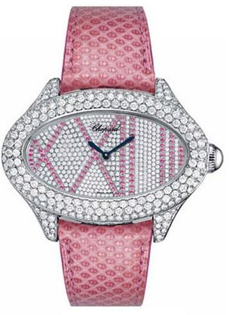 Chopard Montres Dame Cat Eye   Women's Watch 137146-1004