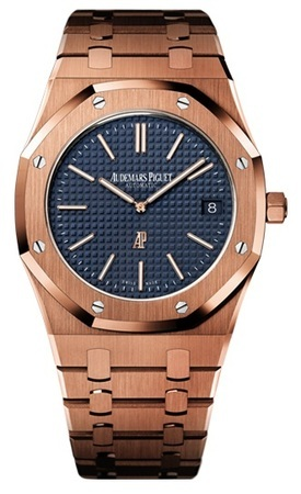 Audemars Piguet Royal Oak Automatic Extra-Thin Men's Watch 15202OR.OO.1240OR.01