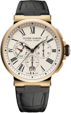 Ulysse Nardin Marine Chronograph  Men's Watch 1532-150/40