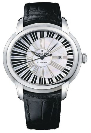 Audemars Piguet Millenary Automatic Pianoforte Men's Watch 15325BC.OO.D102CR.01
