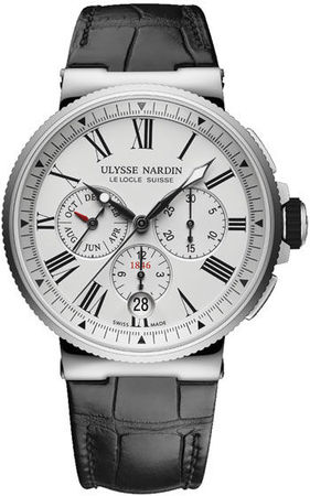 Ulysse Nardin Marine Chronograph  Men's Watch 1533-150/40