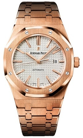 Audemars Piguet Royal Oak Automatic 41mm Men's Watch 15400OR.OO.1220OR.02