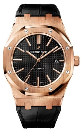 Audemars Piguet Royal Oak Automatic 41mm Men's Watch 15400OR.OO.D002CR.01