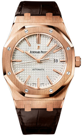 Audemars Piguet Royal Oak Automatic 41mm Men's Watch 15400OR.OO.D088CR.01