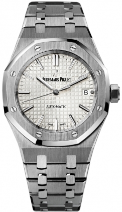 Audemars Piguet Royal Oak Automatic 37mm Men's Watch 15450ST.OO.1256ST.01