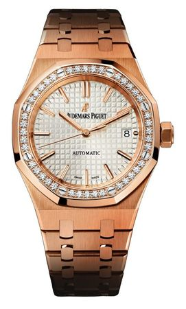 Audemars Piguet Royal Oak Automatic 37mm Women's Watch 15451OR.ZZ.1256OR.01