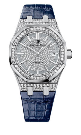 Audemars Piguet Royal Oak   Women's Watch 15452BC.ZZ.D019CR.01