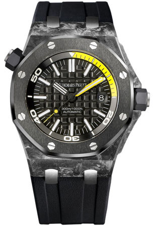 Audemars Piguet Royal Oak Offshore Automatic Diver Men's Watch 15706AU.OO.A002CA.01