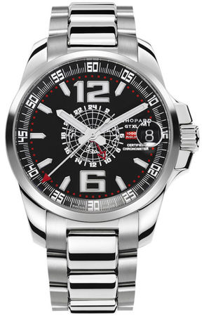 Chopard Mille Miglia Gran Turismo XL GMT  Men's Watch 158514-3001