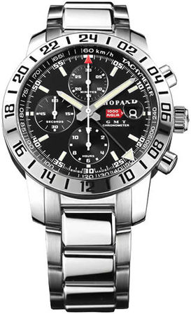 Chopard Mille Miglia GMT Chronograph  Men's Watch 158992-3001