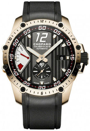 Chopard Classic Racing Superfast Power Control  Men's Watch 161291-5001
