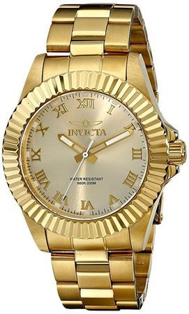 Invicta Pro Diver  Champagne Dial Men's Watch 16739