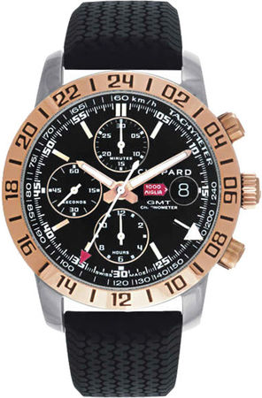 Chopard Mille Miglia GMT Chronograph  Men's Watch 168482-9001