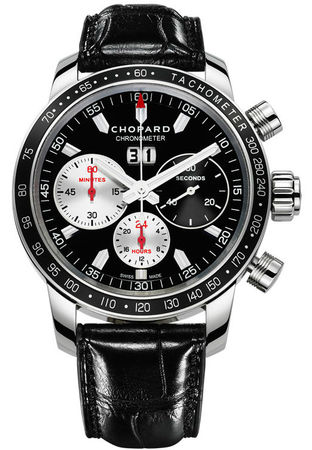 Chopard Mille Miglia Automatic Chronograph jacky-ickx-edition-v Men's Watch 168543-3001