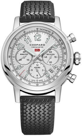 Chopard Mille Miglia Automatic Chronograph Rubber Strap Men's Watch 168589-3001