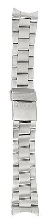 Breitling Steel 24-20mm Super Avenger II Professional III Men's Bracelet 168A