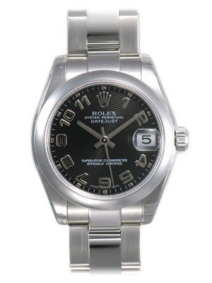 Rolex Datejust 31   Unisex Watch 178240-BKCAO
