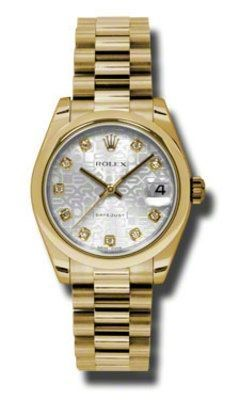 Rolex Datejust 31   Women's Watch 178248-SJD