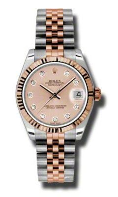 Rolex Datejust 31   Women's Watch 178271-CHDJ
