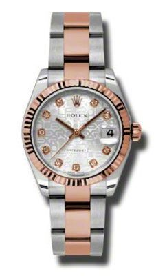 Rolex Datejust 31   Women's Watch 178271-SLJDO