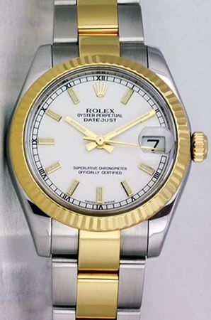 Rolex Datejust 31   Unisex Watch 178273-WHSO