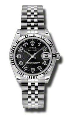 Rolex Datejust 31   Women's Watch 178274-BKAJ