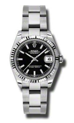 Rolex Datejust 31   Women's Watch 178274-BKIO