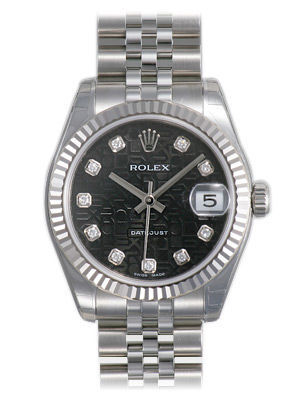 Rolex Datejust 31   Unisex Watch 178274-BKJDJ