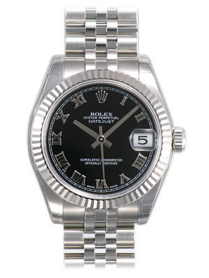 Rolex Datejust 31   Women's Watch 178274-BKRJ