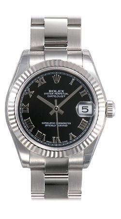 Rolex Datejust 31   Women's Watch 178274-BKRO