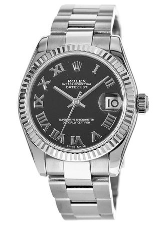 Rolex Datejust 31   Women's Watch 178274-BKRO-PO