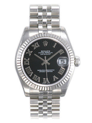Rolex Datejust 31   Unisex Watch 178274-BKSRJ