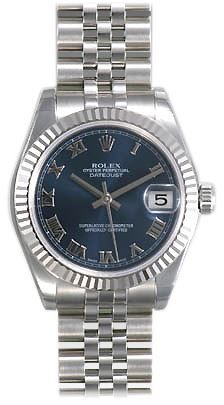 Rolex Datejust 31   Women's Watch 178274-BLRJ