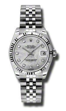 Rolex Datejust 31   Women's Watch 178274-MPDJ
