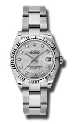 Rolex Datejust 31   Women's Watch 178274-MPDO