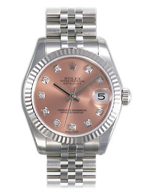 Rolex Datejust 31   Unisex Watch 178274-PIDJ