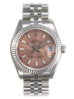 Rolex Datejust 31   Unisex Watch 178274-PISJ
