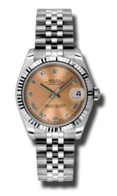 Rolex Datejust 31   Women's Watch 178274-PKRJ